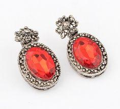 #statement #earrings #red #bettyandbiddy