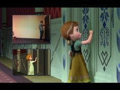 Check out this incredibly insightful shot progression from a scene in Walt Disney's 'Frozen by the talented Character Design Artist & Character Animator, Bob...