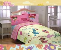 ittlest Pet Shop TOO WORDY Bedding for Girls