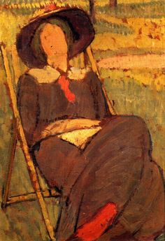 Cover of Mrs Dalloway by Virginia Woolf. Painting by Vanessa Bell