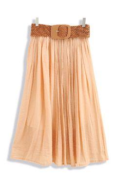 Orenge Skirt