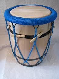 Thing to Hear: Gwo ka. Drum made in Guadaloupe.