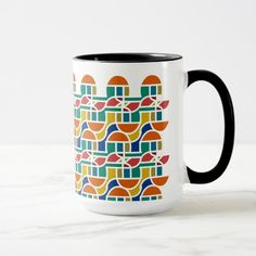 Ctrl in colors / (ring) mug
