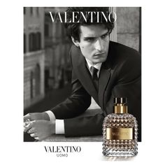 The Essentialist - Fashion Advertising Updated Daily: Valentino Uomo Ad Campaign Spring/Summer 2014