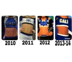 Cali SMOED I look up to those girls! (Even though some of them are my age)