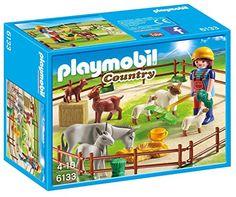 Playmobil Farm Animal Pen PLAYMOBIL® http://www.amazon.com/dp/B00O4E35DW/ref=cm_sw_r_pi_dp_xOLbxb0G83EZG