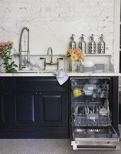 Windsor Smith's Kitchen - gorgeous tile