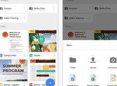 Google Drive für iOS: Version 4.4 bringt 3D-Touch, Share-Notifications & Split-View - https://apfeleimer.de/2015/11/google-drive-fuer-ios-version-4-4-bringt-3d-touch-share-notifications-split-view - Google hat seine Google Drive App für iOS mit ein paar neuen Features ausgestattet. Unteranderem wird nun in der neuen Version 4.4 auch das 3D Touch Feature der neuen iPhone 6 & iPhone 6s unterstützt. Wenn man jetzt länger auf das App-Symbol der Google Drive App für i