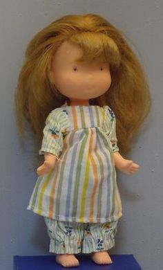 Holly Hobbie friend Amy doll