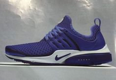 Introducing the Nike Air Flyknit Presto. Coming soon.  http://ift.tt/1QowIUh