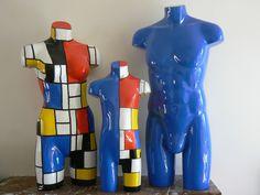 Mannequin'artistes Family by Por Favor Izazora  jean