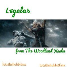 #Legolas #TheHobbit #OrlandoBloom