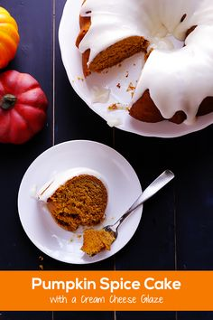 Pumpkin Spice Cake | Gimme Some Oven