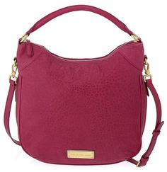 Marc by Marc Jacobs Washed Up Billy Hobo in Raspberries