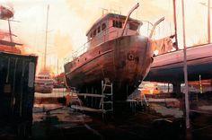 DANIEL PARRA LOZANO pintura ilustración  | 2015