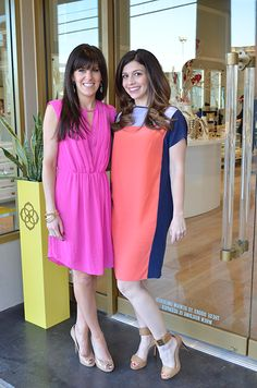 Hostesses @Lauren Davison Mills and Me