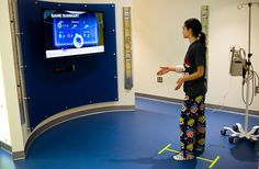 NYTimes.com reports on how a hospital is using the Xbox Kinect to treat patients suffering from chronic regional pain syndrome. It's a really amazing, inventive way to use gaming for good!