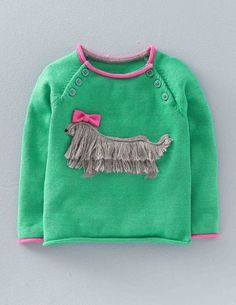 Fun Pet Sweater 31960 Sweaters at Boden