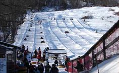 Snow Tubing in Lake George, NY! Find great places to have slippery, snowy fun in the Adirondacks this winter! Lake George Ny, Lake George Village, Great Places, Places To Go, Summer Vacation Spots, Fun Winter Activities, Lake Life, Winter Fun, Best Vacations