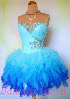 Simple Prom Dresses, blue homecoming dress lace homecoming gown tulle homecoming gowns ball gown party dress short prom dresses lace formal dress for teens LBridal Dance Dresses, Ball Dresses, Ball Gowns, Evening Dresses, Dresses Dresses, Grad Dresses, Short Dresses, Bridesmaid Dresses, Dresses Online