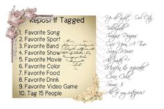 """""""I got tagged!"""" by www-vanesaisthebest-com ❤ liked on Polyvore featuring beauty"""