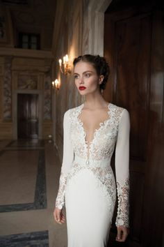 Junebug's Wedding Dress Gallery: Berta Bridal Wedding Dresses from the 2014 Bridal Collection | via junebugweddings.com