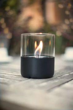 ønsker i betong Candle Holders, Candles, Glass, Drinkware, Corning Glass, Porta Velas, Candy, Candle Sticks, Yuri