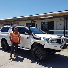 Happy customer gets a new set of Bfg Km2's on some black steel wheels Great deals on tyres and rims visit us at www.grip4x4.com.au  #grip4x4recentworkmelb #toyota #n80 #hilux #toyota4x4 #4x4 #Aus4wd  #Aus4x4 #gopro #OffRoad #4wd #Overland #MudTerrain #OffRoading #bfgoodrich #yesBFG #bfgoodrichtires  #Hilift #warnwinch #warn #OLDMANEMU #ARB #liftedtrucks Toyota 4x4, Toyota Trucks, Toyota Hilux, Lifted Trucks, Pickup Trucks, 4x4 Rims, Bfg Km2, Interior Storm Windows, Black Steel Wheels