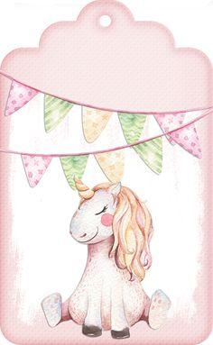 Free Unicorn Birthday Printables