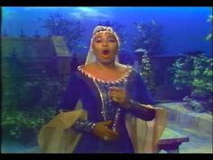 """""""Tacea la notte placida"""" from Verdi's Il Trovatore. This was the role in which Leontyne Price became a star. I have read her standing ovation that night at the Metropolitan Opera lasted over 40 minutes. WOW!"""
