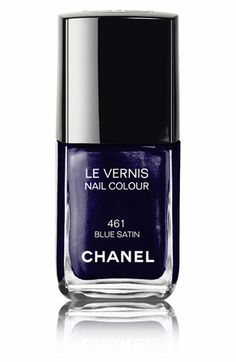 Chanel Le Vernis Blue Satin-Great for pedicures!