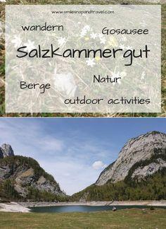 Tourenbeschreibug meine Wanderung in Oberösterreich und viele Fotos. #wandern #gosausee #salzkammergut #berge #natur #outdoor #outdooractivities Reisen In Europa, Luxury Travel, Outdoor Activities, Austria, Travel Inspiration, Bergen, Country, City, Outdoors