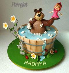 Torta Masha Orso 58