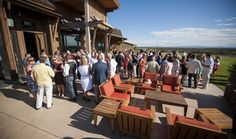 Bend Oregon Weddings Venues   Range Restaurant & Bar Brasada Ranch   Wedding Locations in Oregon