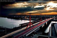 Rákóczi bridge #Budapest #Hungary