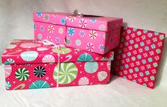 gift wrapping shoebox ideas
