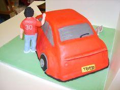 Happy Birthday Troy Liverpool Football Club, Themed Cakes, Troy, Cupcake Cakes, Happy Birthday, Theme Cakes, Happy Brithday, Urari La Multi Ani, Cake Art