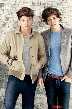Find images and videos about one direction, niall horan and louis tomlinson on We Heart It - the app to get lost in what you love. Larry Stylinson, Niall Horan, Zayn Malik, Liam Payne, Louis Y Harry, Jeans Azul, Larry Shippers, Foto Jimin, I Love One Direction