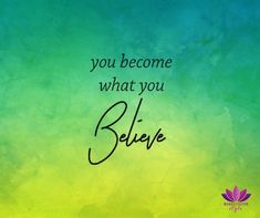 You become what you believe - ManifestationStyle.com #positivequotes #quotes #creativequotes #inspirationalquotes