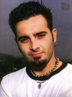Chris  Kirkpatrick of Nsync...I thought I was going to be Mrs. Kirkpatrick :)