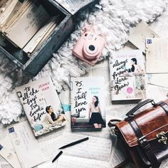 Quotes Book Photography Ideas For 2019 Lara Jean, I Love Books, Books To Read, My Books, Before Trilogy, Jenny Han, Book Aesthetic, Oui Oui, Book Photography