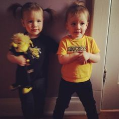 Lil' Shocks #WATCHUS