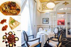 Probando el Menú Desgustación del Restaurante Círculo Mercantil   Casino Gran Vía de Madrid http://blgs.co/8uSs2U