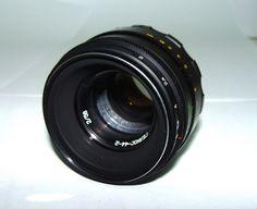 Helios 44 2 f2 / 58 mm Russian helios lens, helios lenses Canon EOS AF | top35mm.com