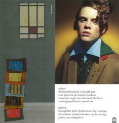 Chiron Rassegna Stampa - F/W 15/16 - Prints & Patterns - Styling ...