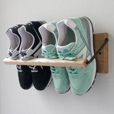 Small Shoe Rack, Shoe Cubby, Diy Shoe Rack, Shoe Racks, Shoe Storage Containers, Crate Storage, Shoe Storage Design, Shoe Storage Cabinet, Refurbished Furniture