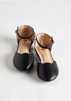 5302ff0517e Presh Play Flat in Black. Sweeten your day from the start by buckling into  these