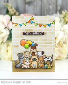 Handcrafted Cards Made With Love