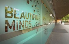 frosted glass branding - Google Search