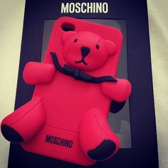 @Zorana Milicevic  !  Photo by daffydeo #gennarino #moschino #iphone #case #cover